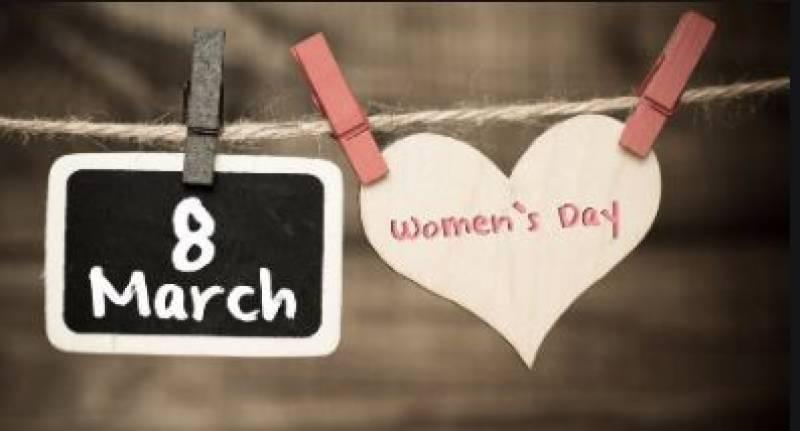 پاکستان سمیت دنیا بھر میں عورتوں کا عالمی دن منایا جارہا ہے