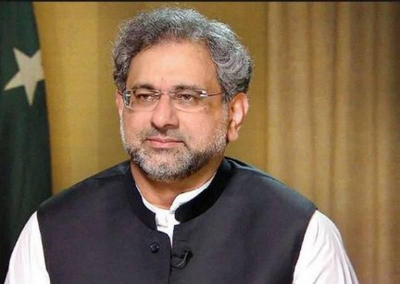 وزیر اعظم نے ثابت کر دیا معیشت ان کے بس کی بات نہیں، شاہد خاقان عباسی