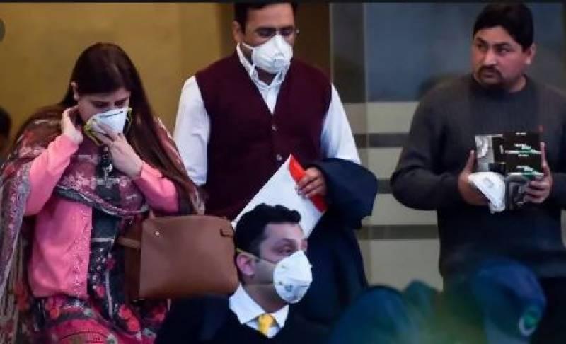 ملک بھر میں کورونا وائرس سے متاثرہ افراد کی تعداد 307تک پہنچ گئی
