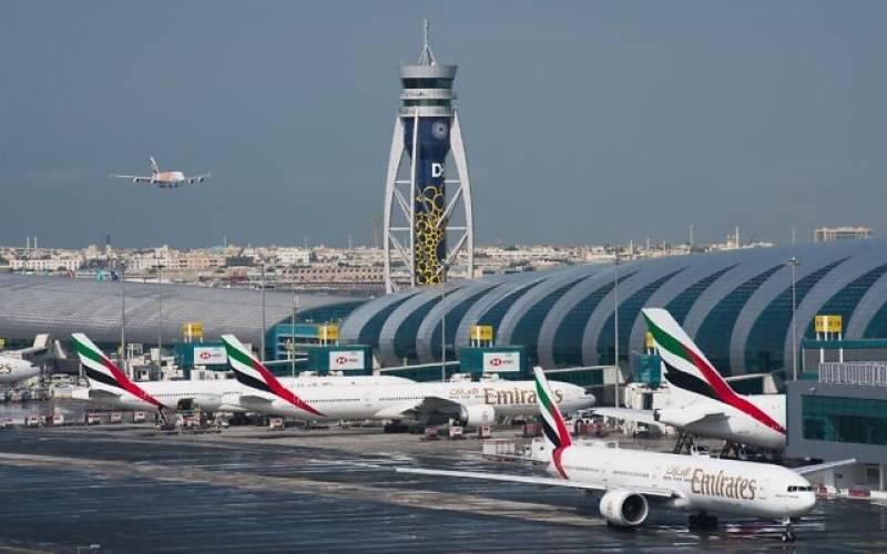 یو اے ای نے غیر ملکی پروازوں کے ملک میں داخلے پر پابندی عائد کر دی
