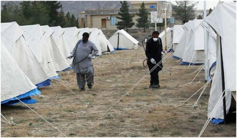 ملک بھر میں کرونا وائرس سے متاثرہ افراد کی تعداد 332 ہو گئی