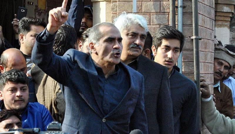 پیراگون ہاوسنگ سوسائٹی کیس،خواجہ سعد اور سلمان رفیق کیمپ جیل لاہورسے رہا