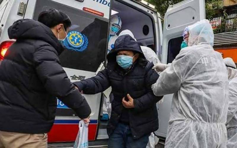چین میں کورونا وائرس کے مریض کو غفلت پر 18 ماہ کے لیے جیل بھیج دیا گیا