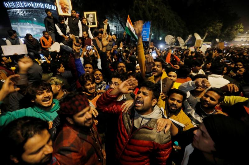 انسانی حقوق کی عالمی تنظیم نے مودی سرکار کا چہرہ بے نقاب کر دیا