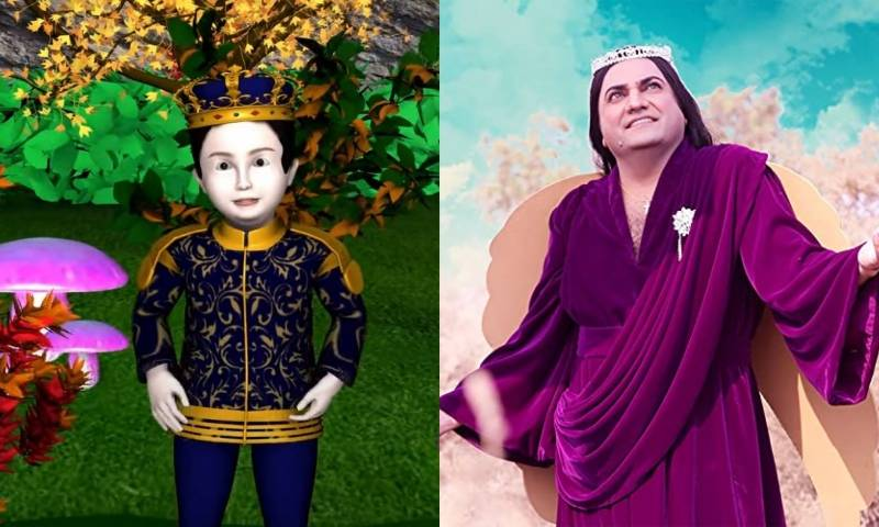 طاہر شاہ کا 'فرشتہ' آگیا، سوشل میڈیا پر دلچسپ تبصرے