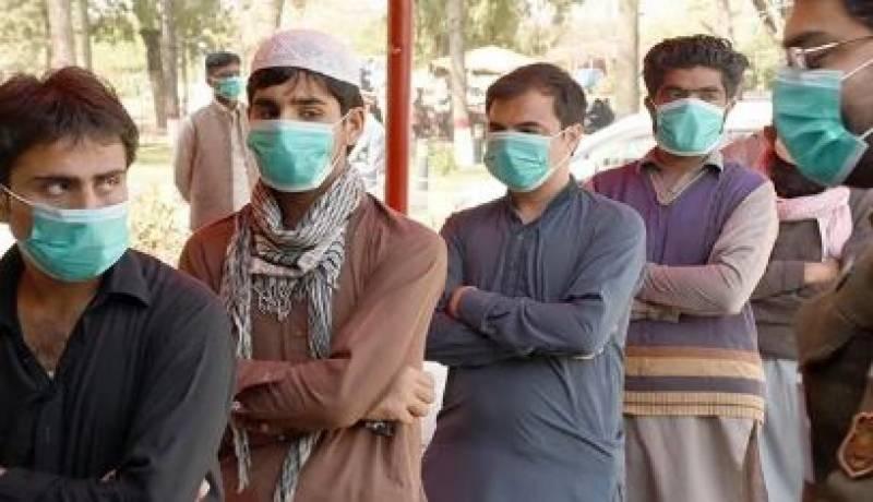 کورونا وائرس : کراچی کی 11 یونین کونسلز کو مکمل سیل کرنے کا حکم