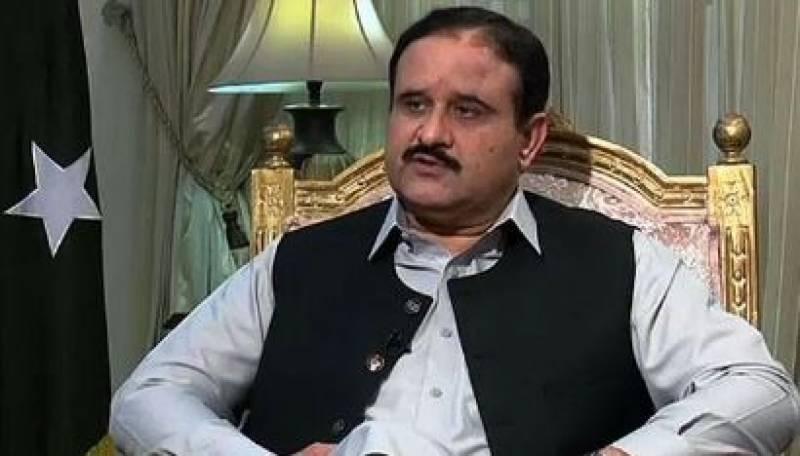 سابق حکومتوں نے عوام کو خالی نعروں سے بہلایا، وزیر اعلیٰ پنجاب