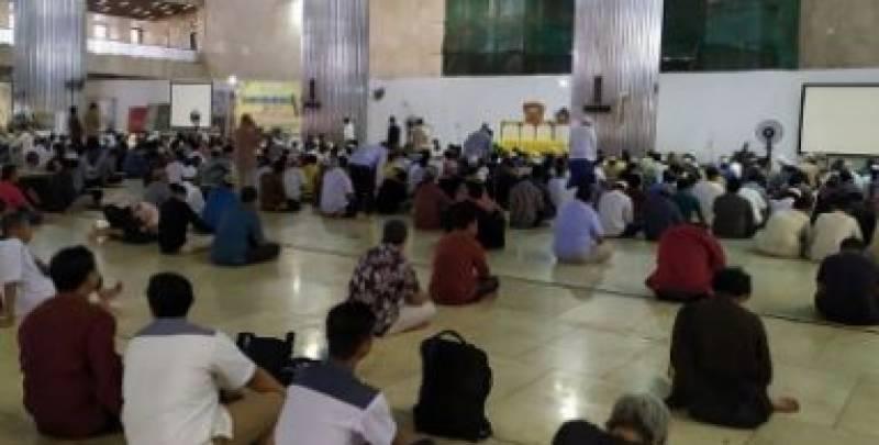 مساجد اور امام بارگاہوں میں باجماعت نماز، جمعہ اور تراویح کی مشروط اجازت