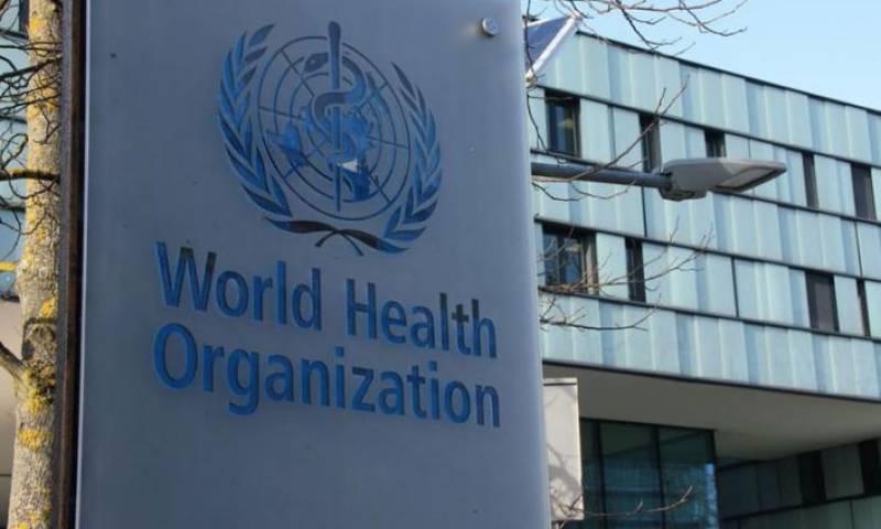 عالمی ادارہ صحت کا لاک ڈاؤن میں آہستہ آہستہ کمی لانے پر زور