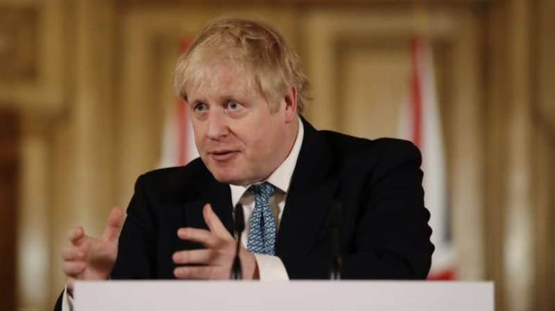 برطانوی وزیراعظم نے کورونا وائرس سے صحت یابی کے بعد حکومتی امور سنبھال لیے
