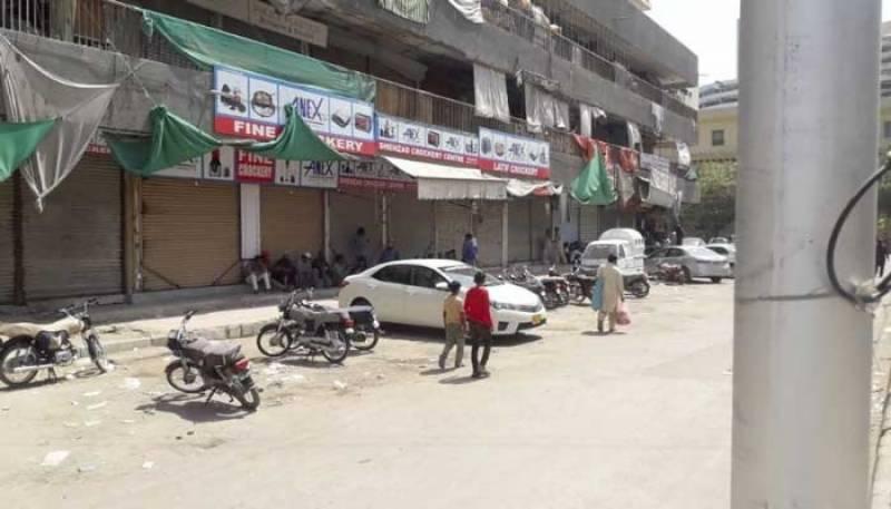 سکھر کے ڈاکٹروں کا بھی لاک ڈاؤن سخت کرنے کا مطالبہ