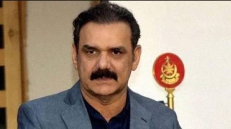 عاصم سلیم باجوہ وزیراعظم کے معاون خصوصی برائے اطلاعات تعینات