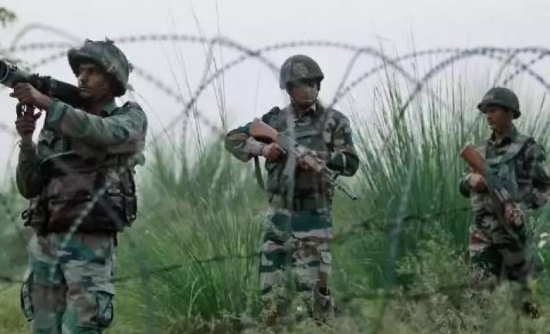 لائن آف کنٹرول پر بھارتی فوج کی بلا اشتعال فائرنگ ،خاتون شہید، آٹھ سالہ بچی زخمی