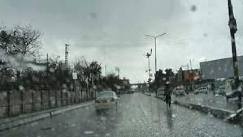 پنجاب اور خیبر پختونخوا میں بارش کا امکان
