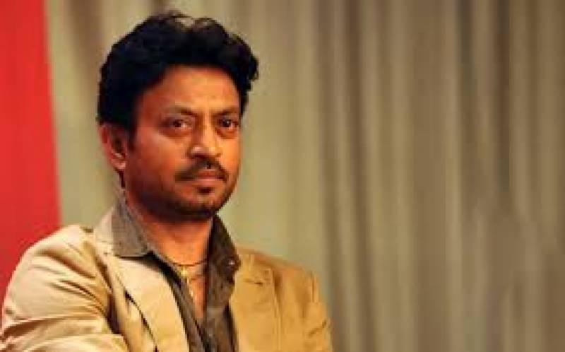 اداکار عرفان خان ممبئی میں انتقال کرگئے۔