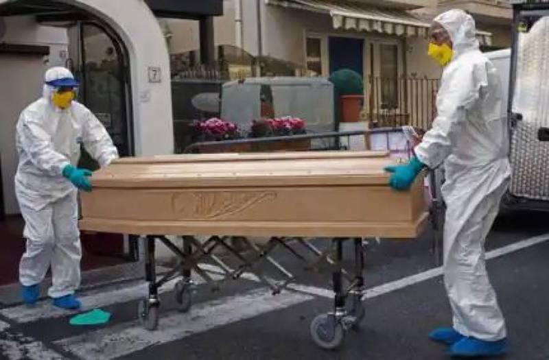 دنیا بھر میں کورونا کے وار جاری، ہلاکتوں کی تعداد 2 لاکھ 48 ہزار سے متجاوز،35لاکھ 66ہزار افراد متاثر