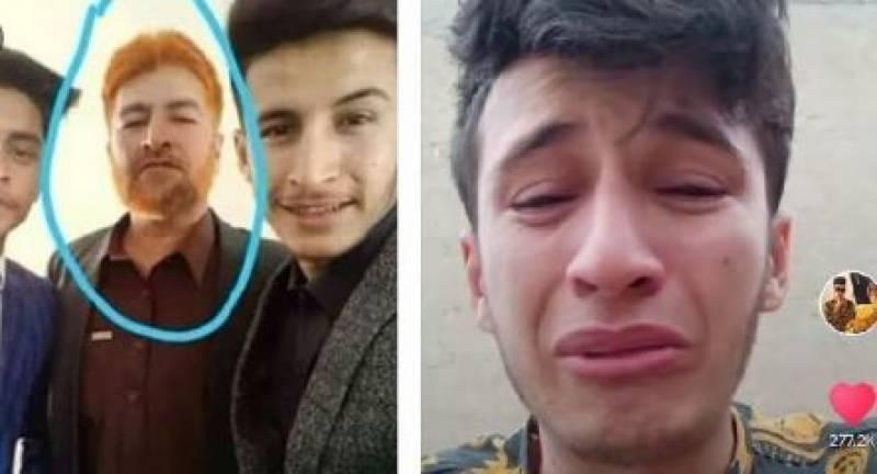 پسرور میں ٹک ٹاک سٹار کے والد کا قتل