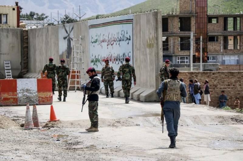 افغانستان ؛ فوجی اڈے پر خودکش حملے میں 18 اہلکار ہلاک اور درجنوں زخمی