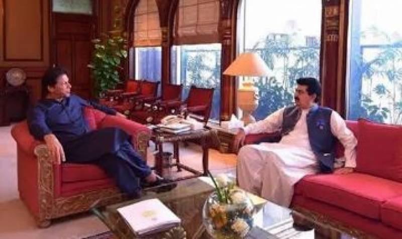 کورونا س وبا ے بچاؤ میں صوبہ بلوچستان کی پوری مدد کر رہے ہیں، وزیر اعظم