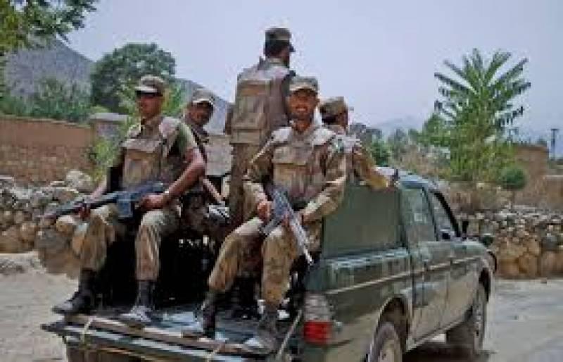 بلوچستان میں دہشتگردوں کا حملہ، میجر سمیت 6 جوان شہید