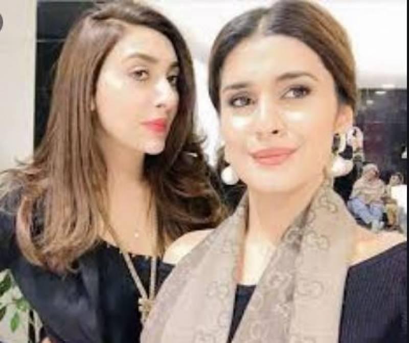 کبریٰ خان کو عائشہ خان کی یاد ستانے لگی
