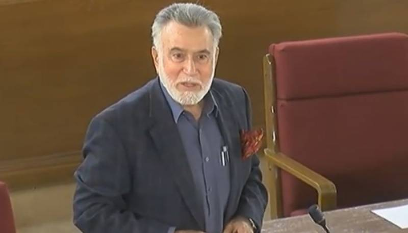 بلوچستان کے سابق گورنر اور رکن صوبائی اسمبلی سید فضل آغا انتقال کر گئے