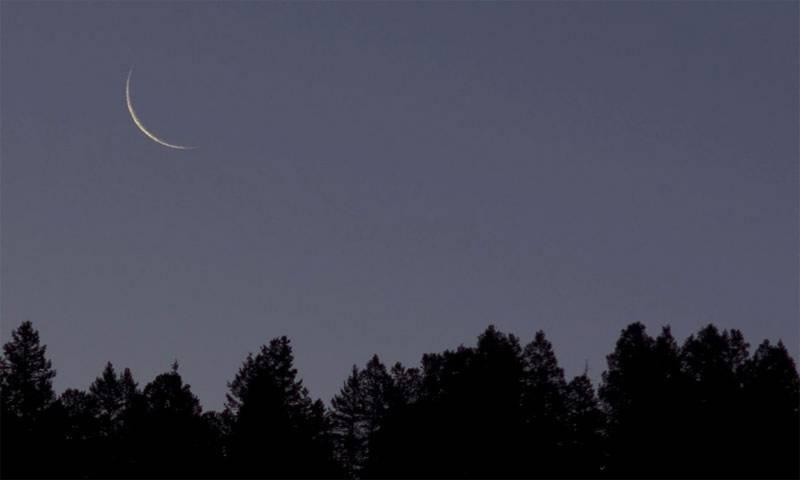 شوال کے چاند کی بڑی خبر آگئی ،عید کب ہوگی ؟