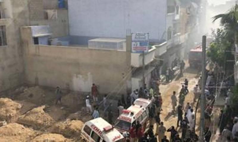 طیارہ حادثہ، تمام لاشیں اٹھا لی گئیں، آئی ایس پی آر
