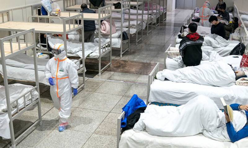 کورونا وائرس: دنیا بھر میں 56 لاکھ 84 ہزار سے زائد افراد متاثر