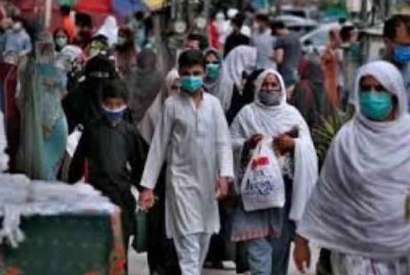 عوامی مقامات پر ماسک نہ پہننے پر کوئی سزا مقرر نہیں کی،محکمہ صحت پنجاب