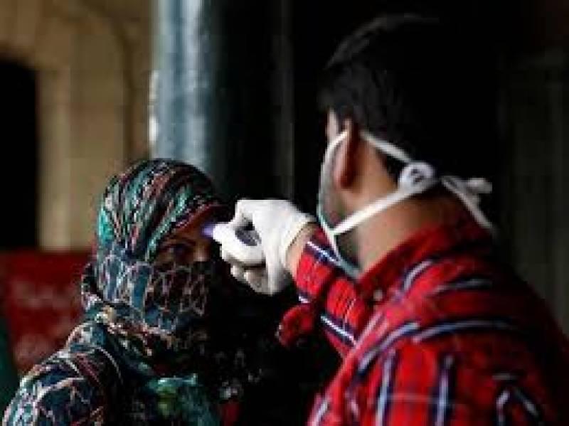 پاکستان میں کورونا کے مریضوں کی تعداد میں اضافہ، 1688 اموات ہو گئیں