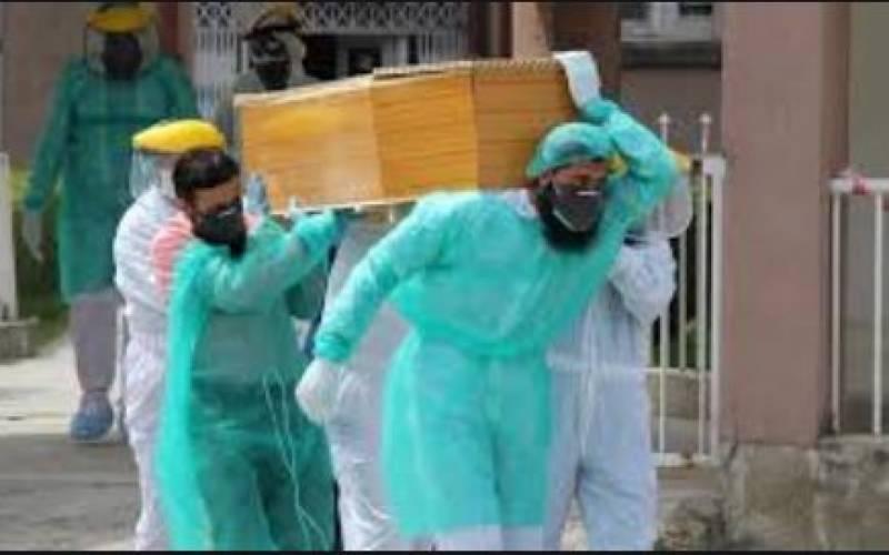 ملک میں کوروناسے مزید82 افراد جاں بحق ،متاثر ین کی تعداد چین سے بھی بڑھ گئی،85264 میں وائرس کی تشخیص