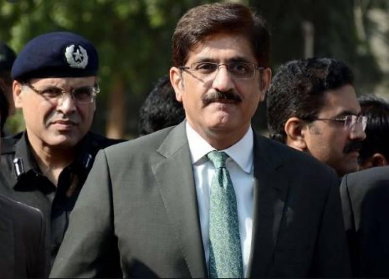 جعلی اکاؤنٹس کیس،وزیراعلیٰ سندھ مراد علی شاہ نیب میں پیش، ایک گھنٹے تک تفتیش