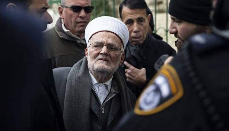 اسرائیل نے خطیب مسجد اقصیٰ کو 4 ماہ کیلئے مسجد بدر کر دیا