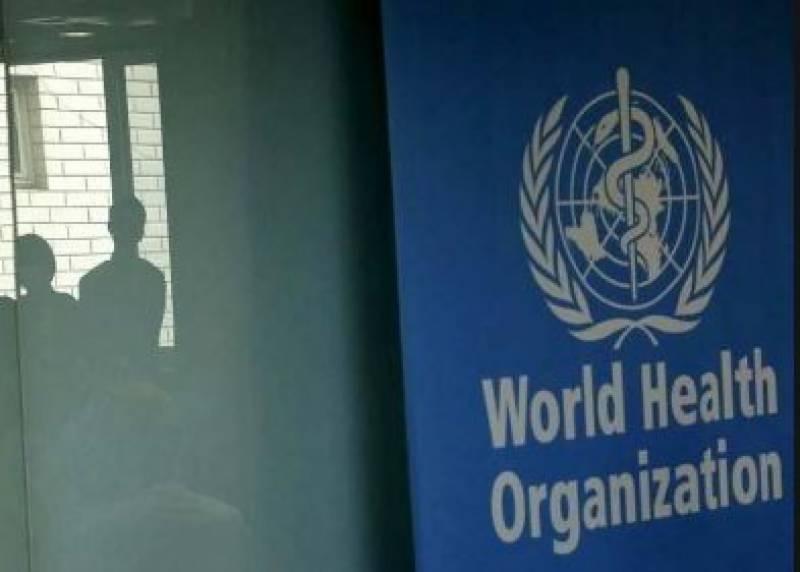 عالمی ادارہ صحت کا لاک ڈائون میں نرمی کرنے میں جلد بازی نہ کرنے کا مشورہ