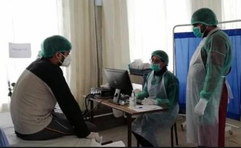 پاکستان میں کوروناکے وار جاری،کیسز کی تعداد119536،مجموعی اموات2356 ہو گئیں