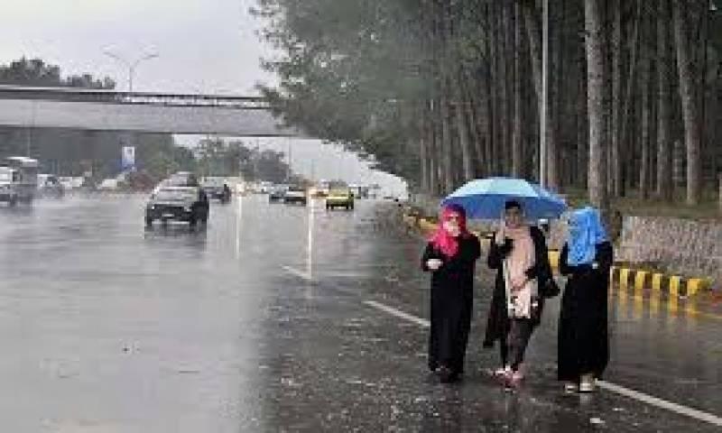 ملک بھر میں بارشوں کا نیا سلسلہ شروع ہونے والا ہے ، محکمہ موسمیات