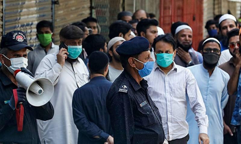کورونا وائرس، خیبر پختونخوا میں مزید 14 افراد جاں بحق
