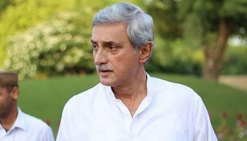 جہانگیر ترین کی لندن میں نواز شریف سے ملاقات کی تردید