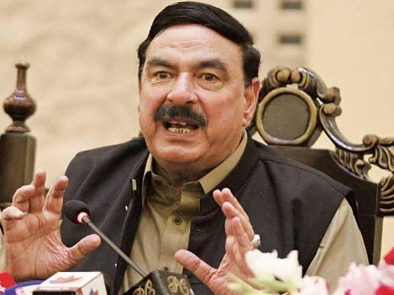 وزیر ریلوے شیخ رشیدکا کورونا ٹیسٹ منفی آگیا