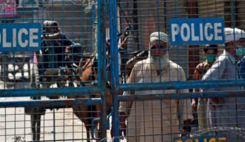 کورونا پر قابو پانے کا مشن،لاہور میں مزید 7 علاقے مکمل سیل