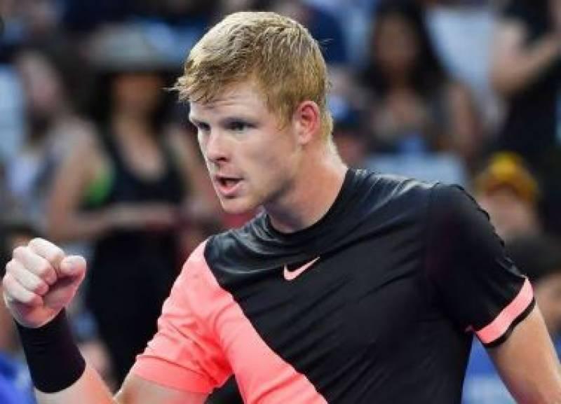 برٹش اوپن ٹینس ٹورنامنٹ، کائل ایڈ مونڈ سیمی فائنل میں پہنچ گئے