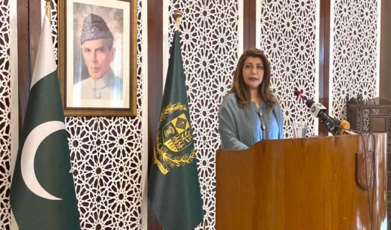 پاکستان نے دہشتگردی سے متعلق امریکی محکمہ خارجہ کی رپورٹ مسترد کر دی