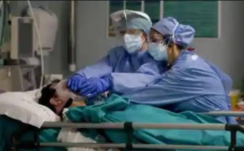 دنیا بھرمیں کورونا سے ہلاکتیں پانچ لاکھ چارہزار سے زائد،ایک کروڑ دولاکھ 44ہزار متاثر
