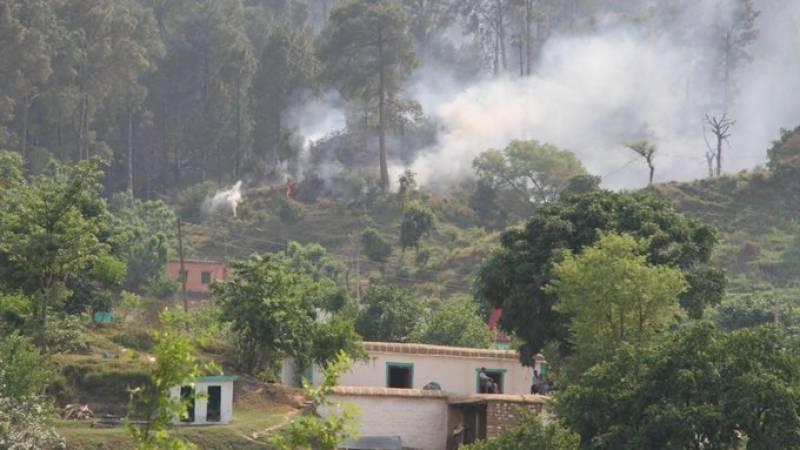 لیپا سیکٹر کے تلواڑی گاؤں پر بھارتی فوج کی فائرنگ وگولہ باری ، نوجوان شہید