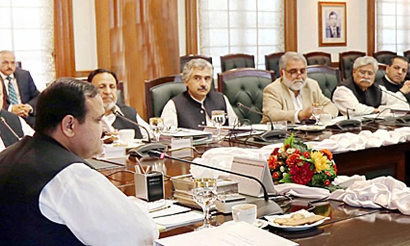 پنجاب کابینہ کا اجلاس: آٹے کے 20 کلو تھیلے کی قیمت 850 روپے مقرر