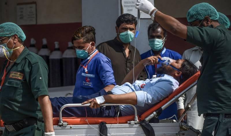 کورونا وائرس ، ملک بھر میں مزید 68افراد جاں بحق ،3378نئے کیسز رپورٹ