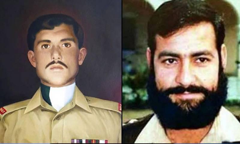کارگل جنگ کے ہیرو کرنل شیر خان،لالک جان کا یوم شہادت ، دعائیہ تقاریب