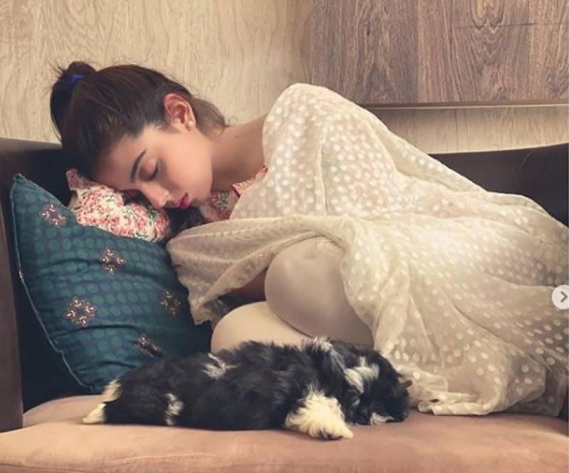 اداکارہ یشما گل کا کورونا ٹیسٹ مثبت آگیا