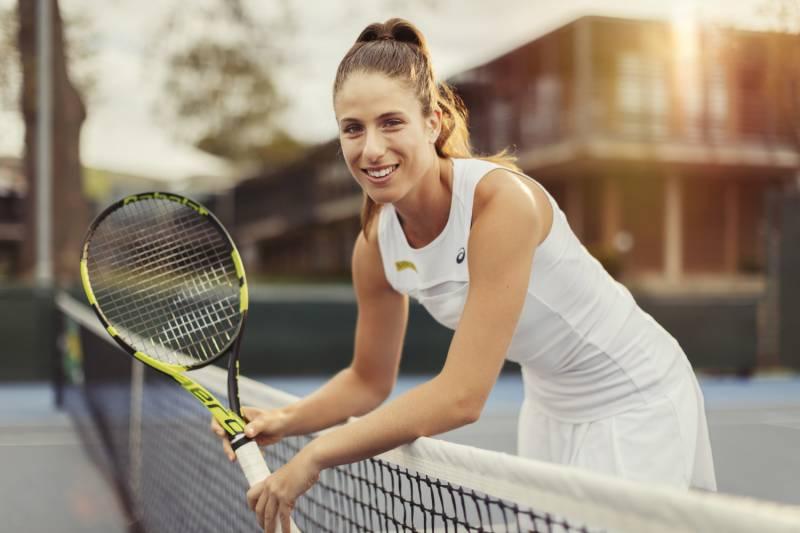 جوہانا کونٹا ڈبلیو ٹی اے ٹور دوبارہ شروع ہونے پر پالرمو اوپن ٹینس ٹورنامنٹ کھیلیں گی